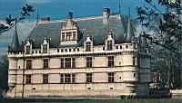 France indre et loire azay le rideau chateau - Les jardins de la renaissance azay le rideau ...