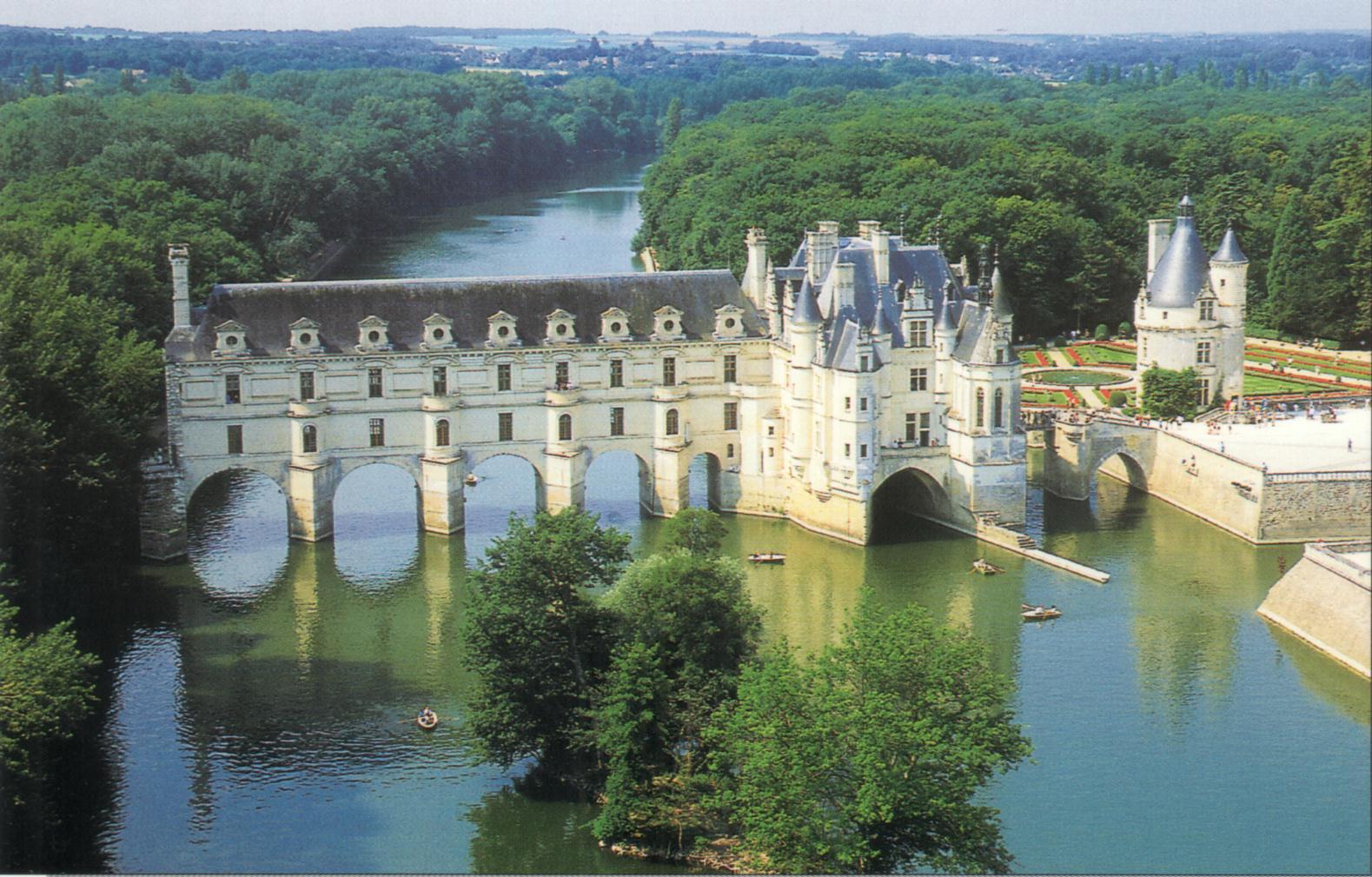 Resultado de imagen de château de chenonceaux